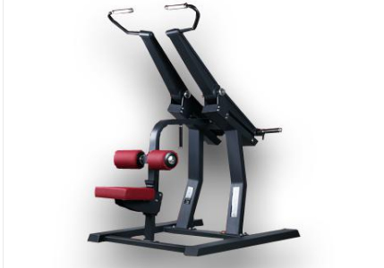 体育快讯-坐式下拉训练器