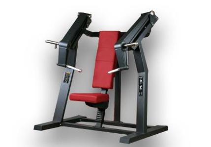 体育联盟-上斜推胸训练器