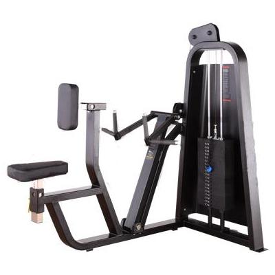 F90资讯-坐姿平行拉背训练器