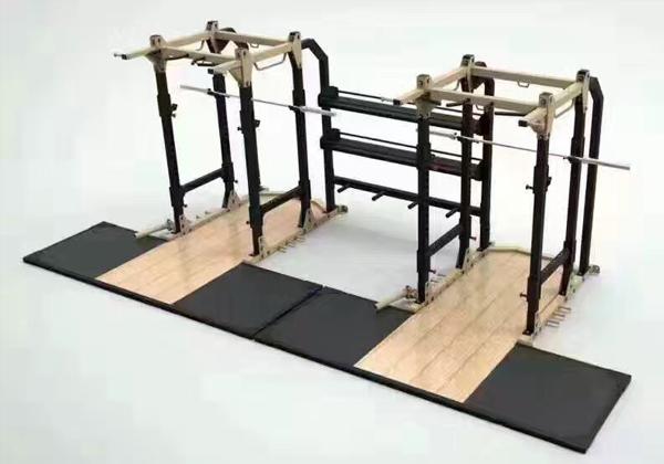 体育快讯-定制款组合训练架